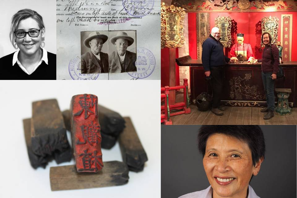Group's ambitious discovery of New England's Chinese history