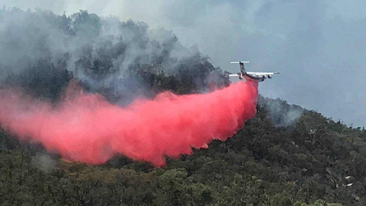 HELPING HAND: The federal government has announced immediate funding for 42 affected councils across the country. Photo: NSW RFS
