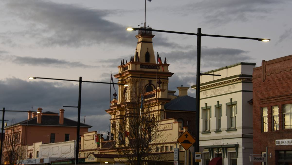 Glen Innes will go to level 3 water restrictions from August 1.