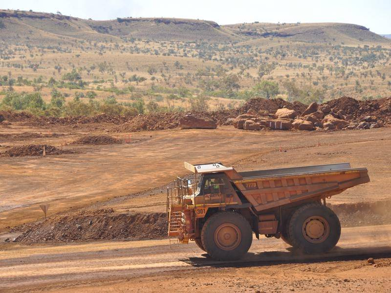BHP and Pilbara traditional owners are jointly investing rockfall damage to a heritage site.